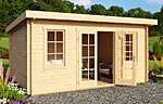 Padstow log cabin kits
