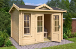 Windsor Mini log cabin kits