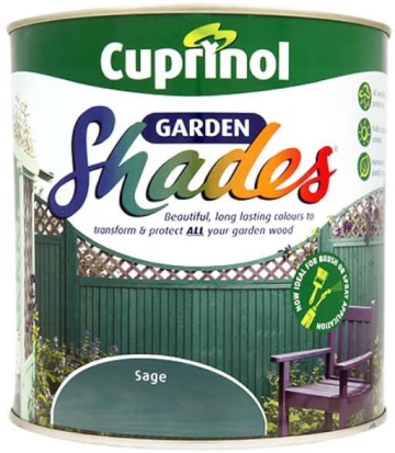 garden office cuprinol shades