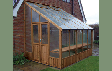Heron Greenhouse