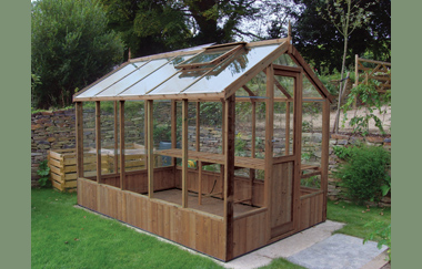 Kingfisher Greenhouse