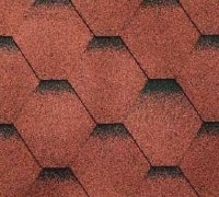 garden office bitumen roof tiles