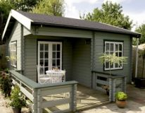 lugarde log cabins