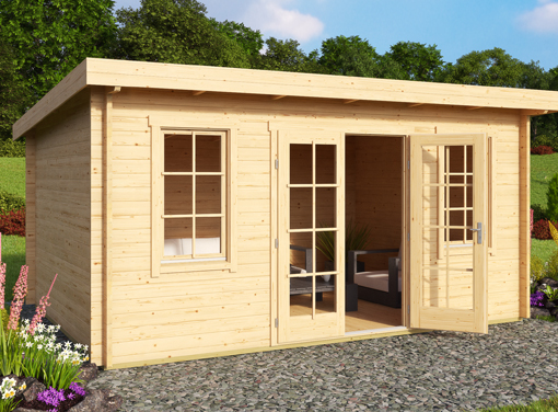 Padstow Log Cabin Offer